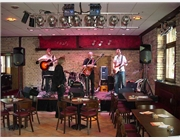 "Soundcheck der Band ""Seven Bridges"""