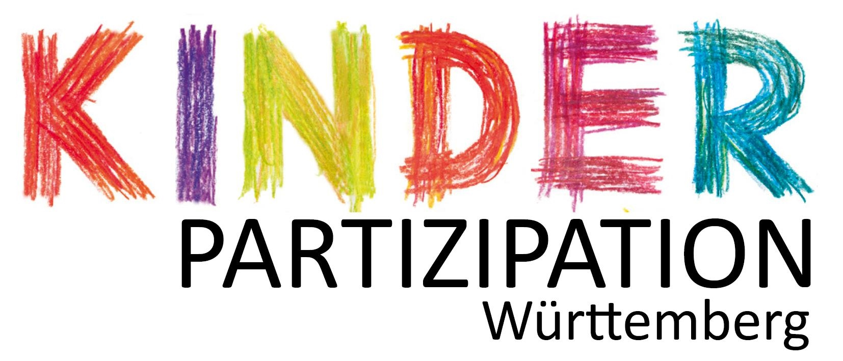 Logo Kinderpartizipation