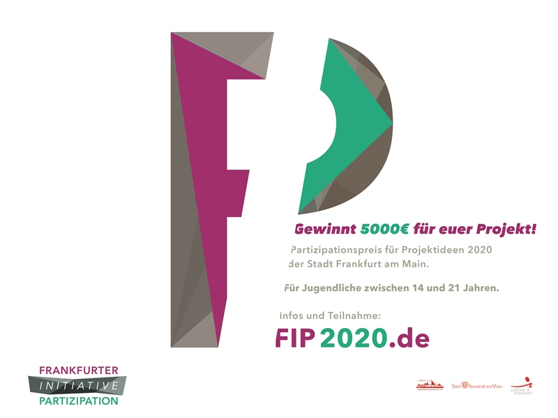 FIP 2020 Partizipationspreis